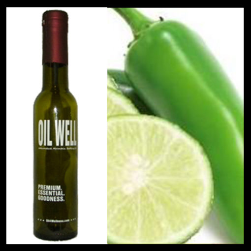 Jalapeno Lime White Balsamic