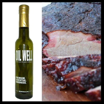 Smoked Hickory Olive Oil
