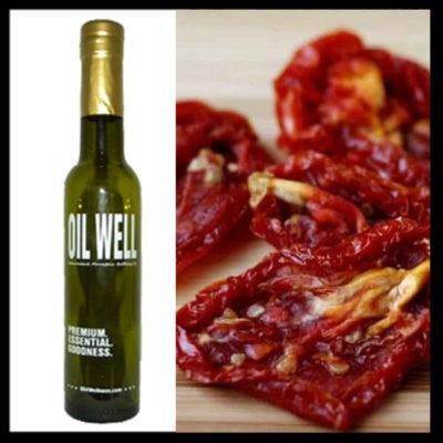 sun dried tomato olive oil