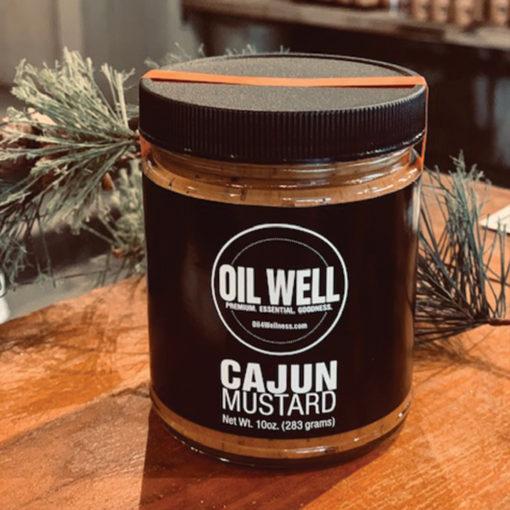Oil Well Cajun Mustard