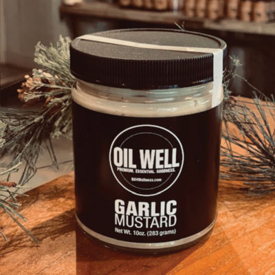 Oil Well Garlic Mustard