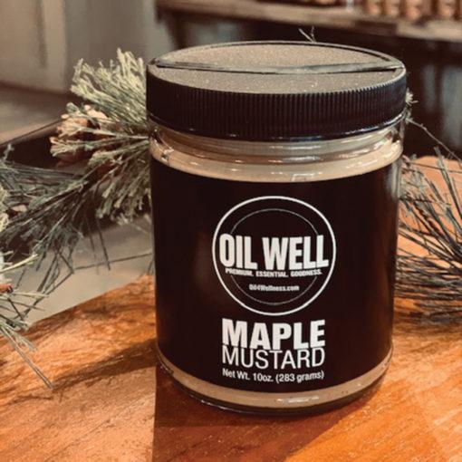 Oil Well Maple Mustard