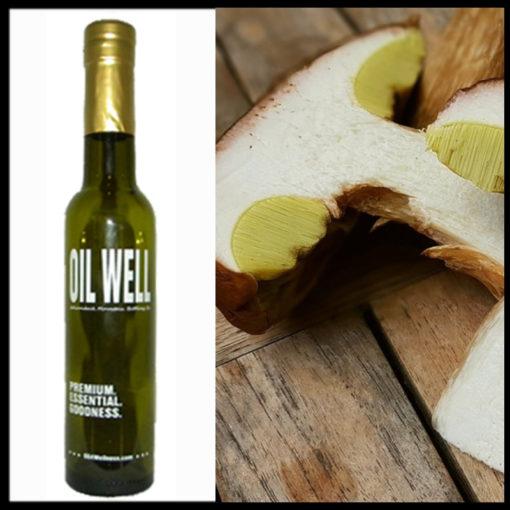 Porcini Mushroom and Sage olive oil