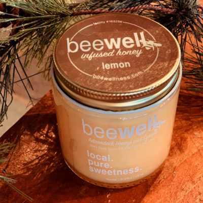 Oil Well Lemon Infused Local Honey