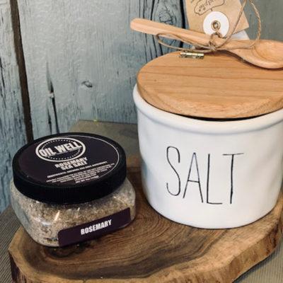 Oil Well Rosemary Sea Salt