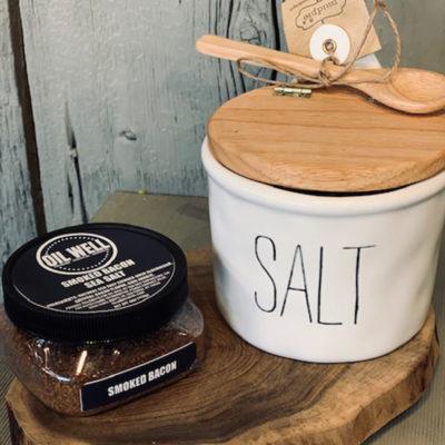 Oil Well Smoke Bacon Sea Salt