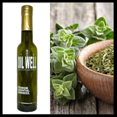 oregano olive oil